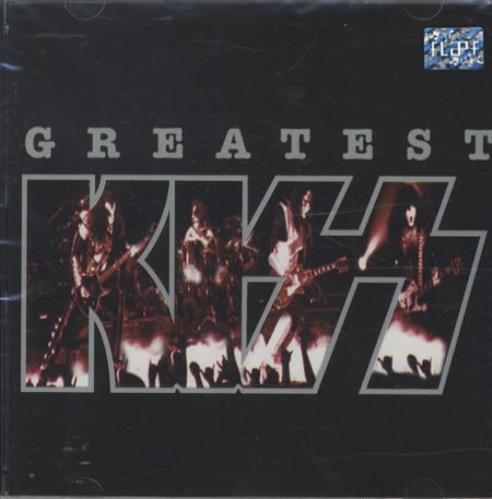 Kiss Greatest Kiss 1996 Brazilian CD album 5342992