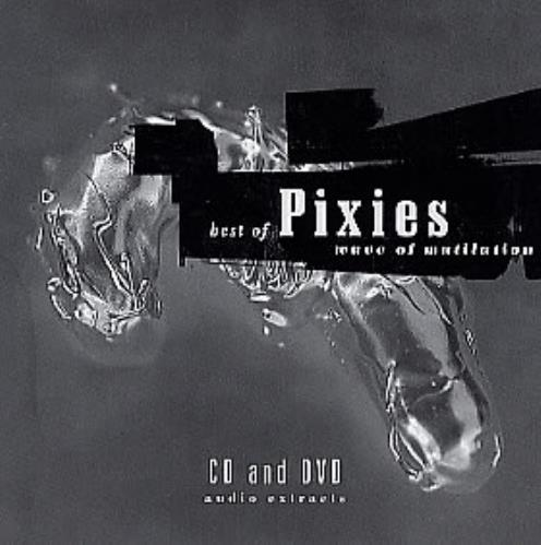 Pixies Best Of Pixies  CD and DVD Audio Extracts 2004 UK CD single PIX2004CD