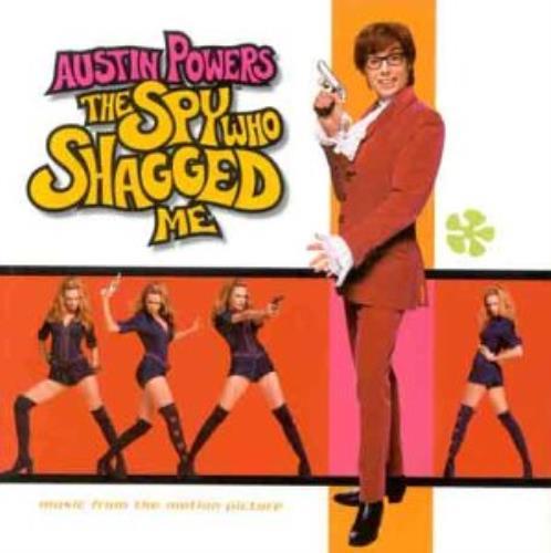 Austin Powers Austin Powers The Spy Who Shagged Me 1999 UK CD album 9362473482