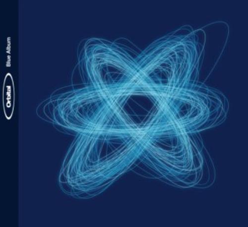 Orbital Blue Album 2004 UK CD album ORBITALCD001