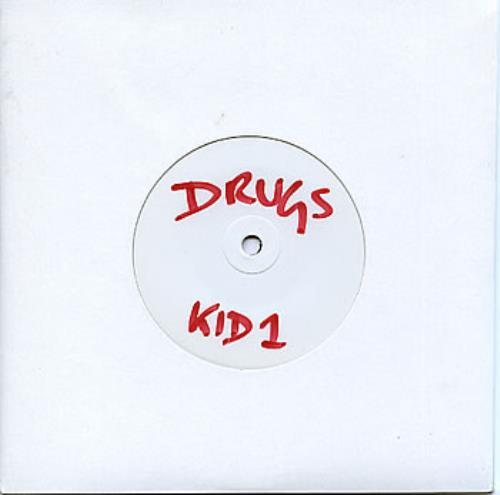 Simple Kid Drugs  Test Pressing 2004 UK 7 vinyl TEST PRESSING