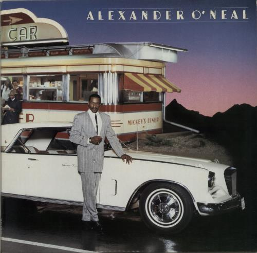 Alexander ONeal Alexander ONeal  The Remix Album 1986 UK 2LP vinyl set TBU26485