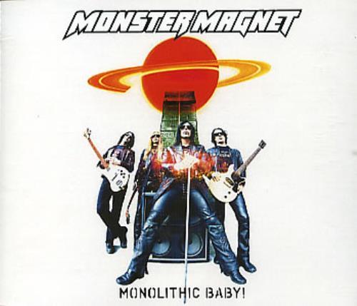 Monster Magnet - Monolithic Baby! Album