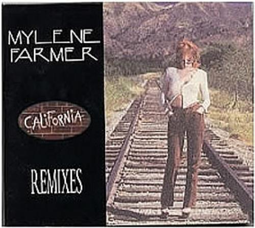 Farmer, Mylene - California - Digipak - Sealed