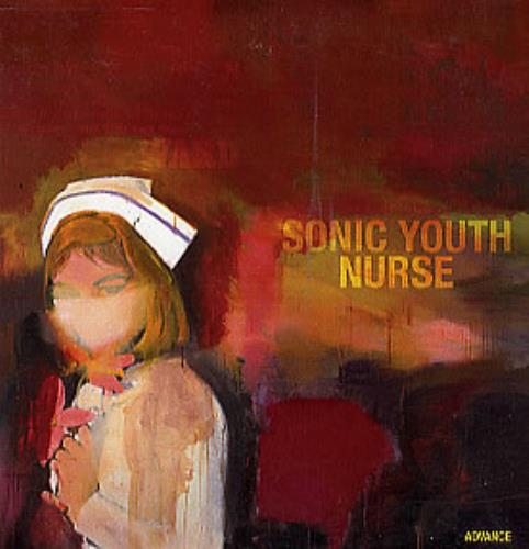 Sonic Youth Sonic Nurse 2004 USA CD album GEFF111282