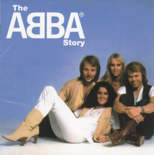 Abba The Abba Story 2004 UK CD album 0602498664537