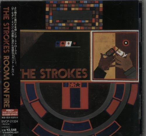 Strokes - Room On Fire + Obi - Sealed