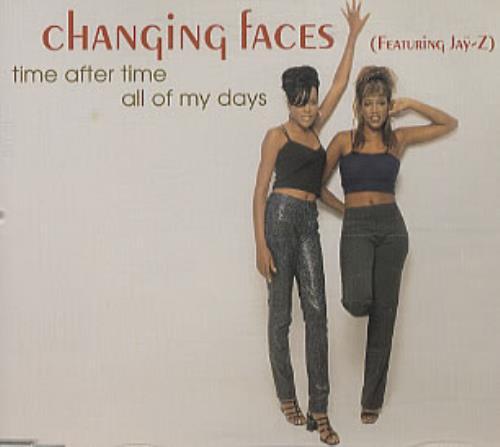 JayZ Time After Time 1996 UK CD single AT0027CD