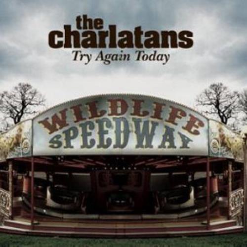 Image of The Charlatans (UK) Try Again Today 2004 UK CD/DVD single set MCSTD/VD40370
