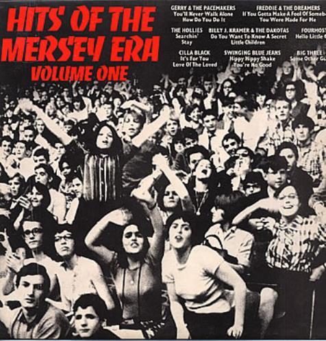 Various60s & 70s Hits Of The Mersey Era  Volume One 1976 UK vinyl LP NUT1