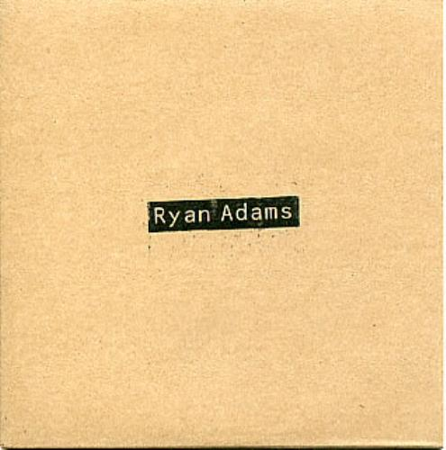 Ryan Adams Halloween 2004 USA CD single MRNR025372