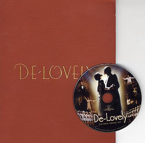 Robbie Williams DeLovely 2004 USA CDROM 8048DLDOM