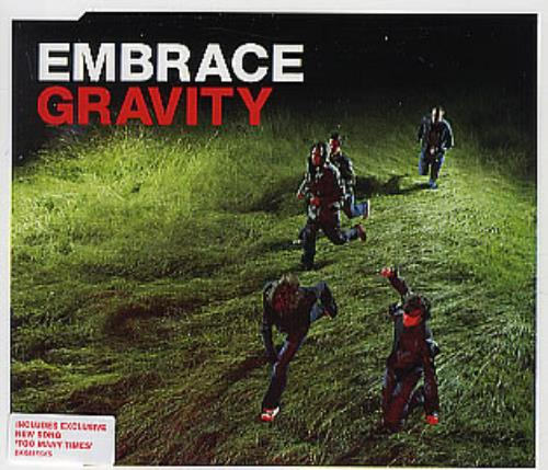 Embrace Gravity 2004 UK 2CD single set ISOM87MSSMS