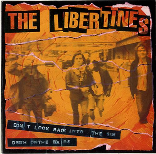 The Libertines Don\'t Look Back Into The Sun 2003 UK CD single RTRADESCD119
