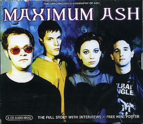 Ash Maximum Ash 2004 UK CD album ABCD184