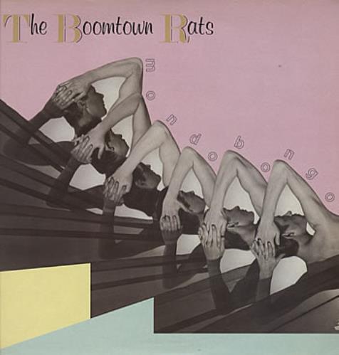 Boomtown Rats Mondo Bongo  Posters 1980 UK vinyl LP 6359042