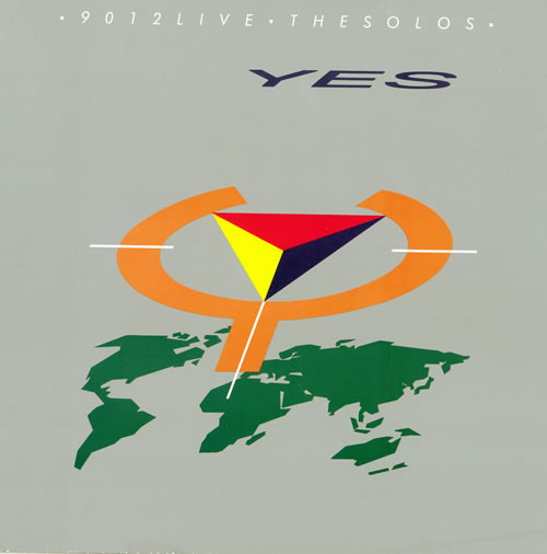 Yes - 9012 Live - The Solos Record