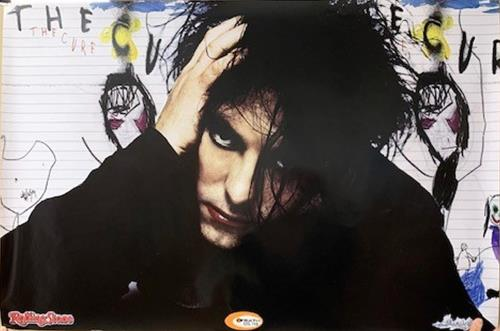The Cure The Cure 2004 Mexican poster PROMO POSTER