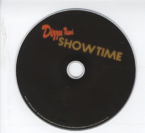Image of Dizzee Rascal Showtime 2004 UK CD album XLCD181P