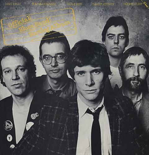 Blues Band - Official Blues Band Bootleg Album Album