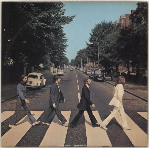 Beatles - Abbey Road - Pathé