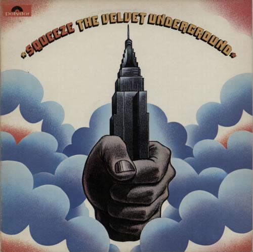 Velvet Underground - Squeeze - 1st