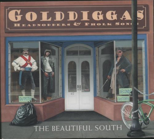 Beautiful South - Golddiggas, Headnodders & Pholk Songs Album