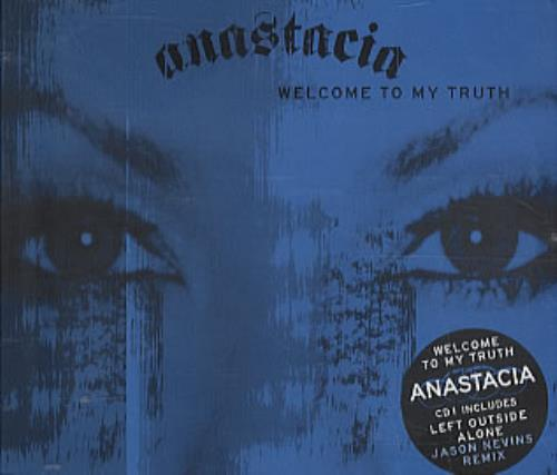 Anastacia Welcome To My Truth 2004 UK 2CD single set 67549216754922
