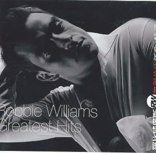 Williams, Robbie - Greatest Hits Single