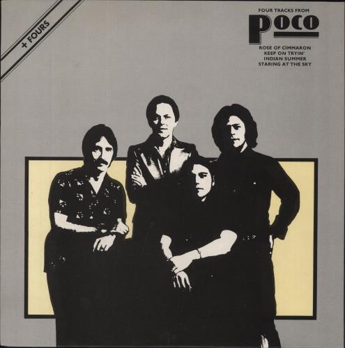 Four Tracks From Poco