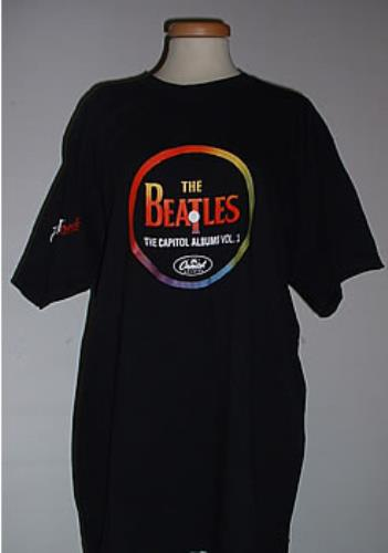 The Beatles The Capitol Albums Vol.1 2004 Mexican tshirt TSHIRT