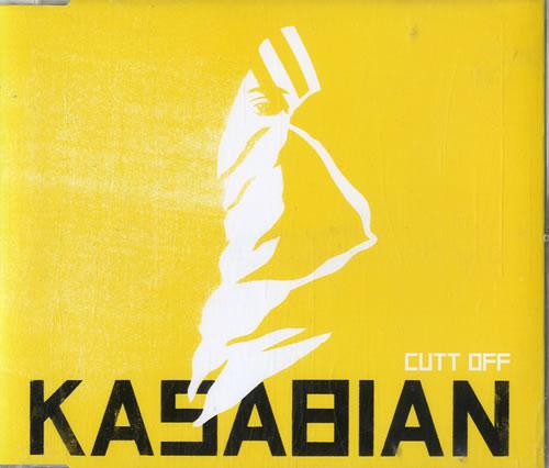 Kasabian Cutt Off 2005 UK 2CD single set PARADISE2526