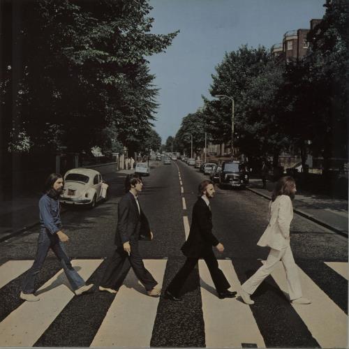 Beatles - Abbey Road - Dmm