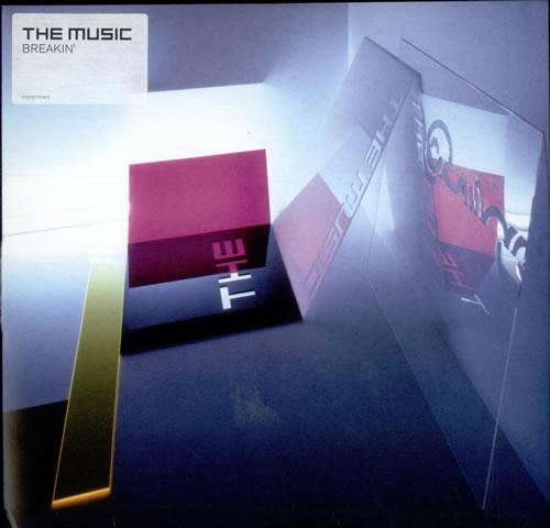 The Music Breakin 2005 UK 7 vinyl VS1894