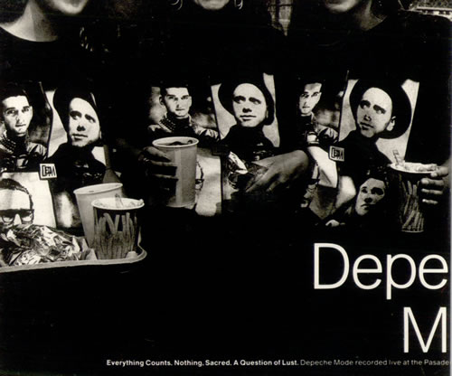 Depeche Mode - Everything Counts
