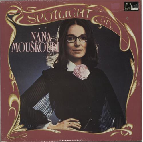 Mouskouri, Nana - Spotlight On Nana Mouskouri Album