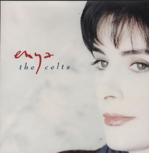 Enya The Celts 1990 UK 7 vinyl YZ705