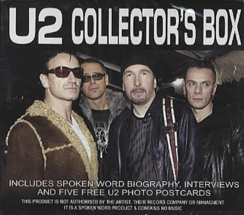 U2 Collectors Box 2005 UK 3CD set BSCD6014
