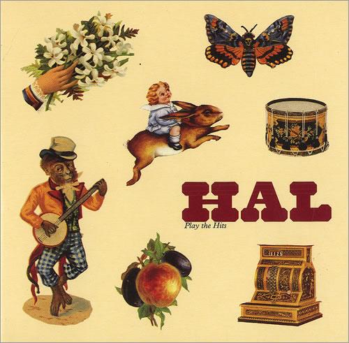Hal Play The Hits 2005 UK 2CD single set RTRADSCDCDX226
