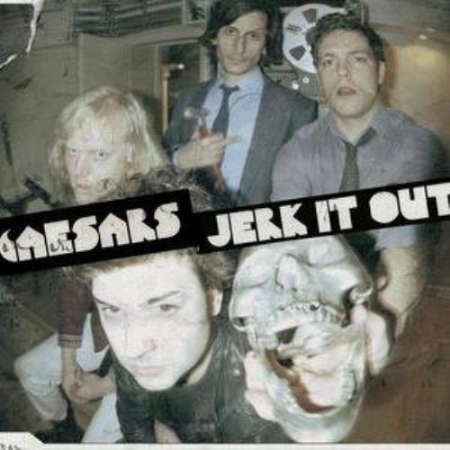 Caesars Jerk It Out 2005 UK CD single DINSD274