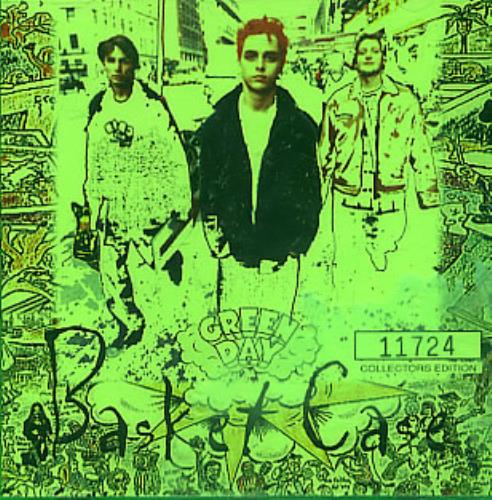 Green Day - Basket Case - Collectors Edition