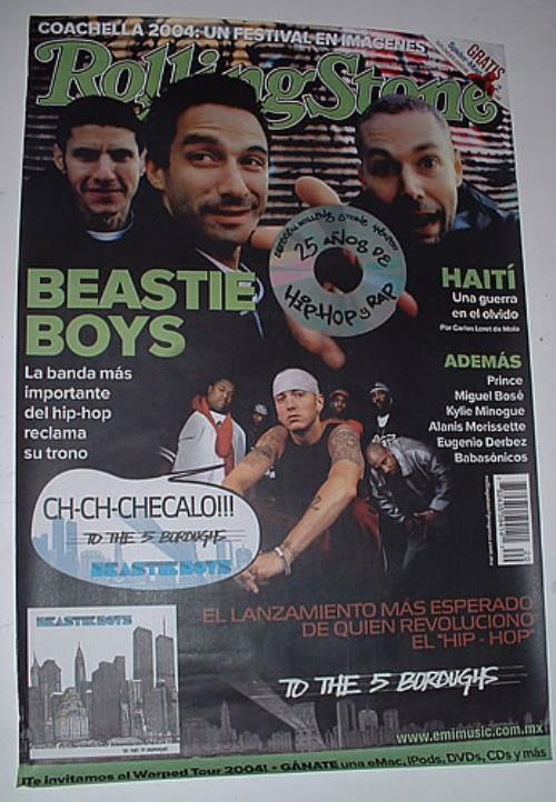 Beastie Boys - To The 5 Boroughs - Rolling Stone