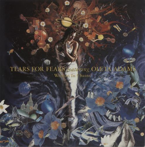 Tears For Fears - Woman In Chains - Reissue