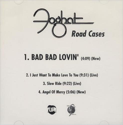Bad Bad Lovin'