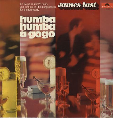 James Last Humba Humba A Gogo 1971 German vinyl LP 249205