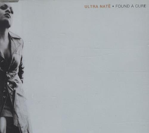 Ultra Naté Found A Cure 1998 USA CD single SR12534CD