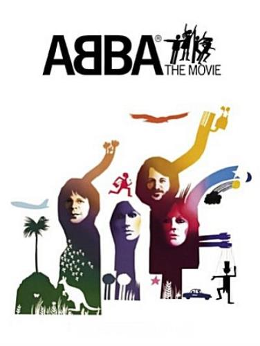Abba Abba  The Movie 2005 UK DVD 0602498717004