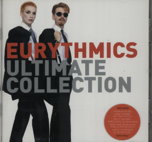 Eurythmics - Ultimate Collection Vinyl