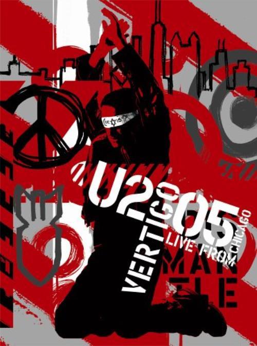 U2 - 2005 Vertigo - Live From Chicago