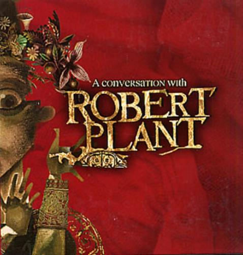 A Conversation With Robert Plant